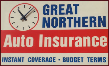 agreat northern auto insurance logo